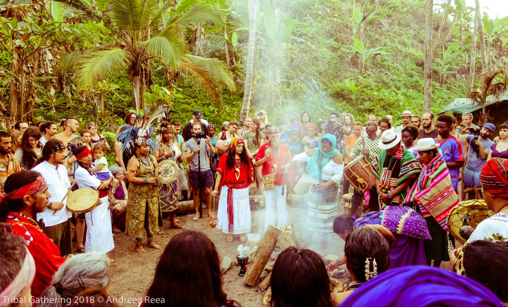 Tribal Gathering Ceremony