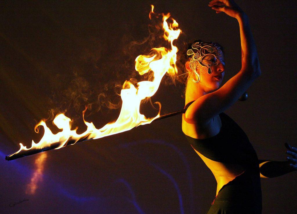 Linda Farkas Fire Sword