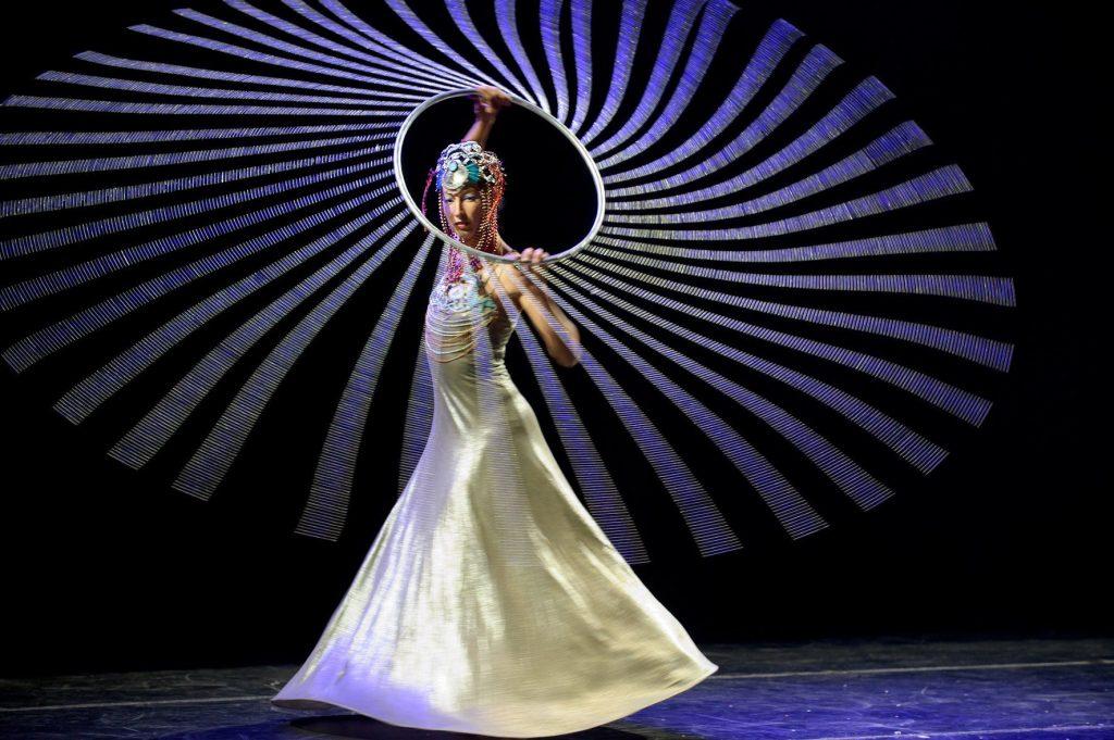 Linda Farkas Spinning Costume